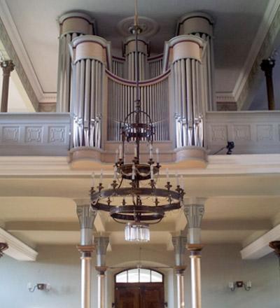 Orgel Pinkafeld